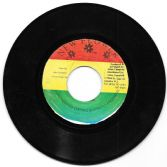 Jah Wally & Jimmy Dean - Peace Chalice version /  unknown dub (New Flower) JA 7""